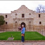 The Alamo Mission, San Antonio, TX