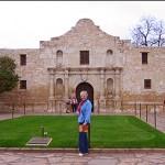 The Alamo Mission, San Antonio, TX