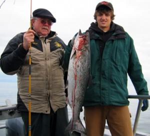 Travis' King Salmon