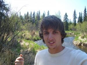 Travis at Crooked Creek