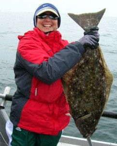 Kyra's Halibut