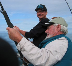 Fishing for Halibut