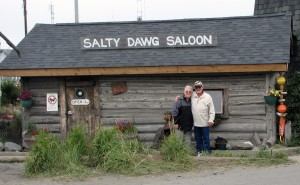 Homer's Salty Dawg Saloon