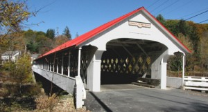 Ashuelot Covered Bridge, 1853, over the Ashuelot River