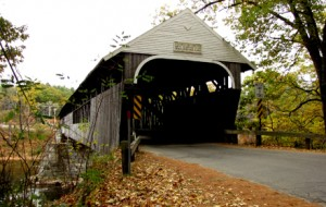 Blair Covered Bridge,1869, over the Pemigewasset river