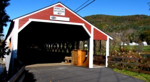 Haverfill/Bath Covered Bridge, 1829, over Ammonoosuc River