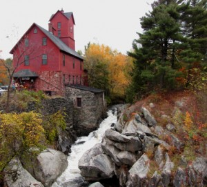 Grist Mill on Browns River, Jericho, VT