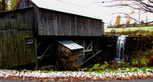 Old Sawmill at Kent Corners
