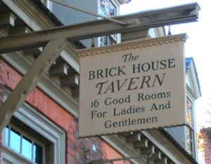 Brickhouse Sign
