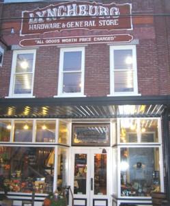 Lynchburg Hardware Store