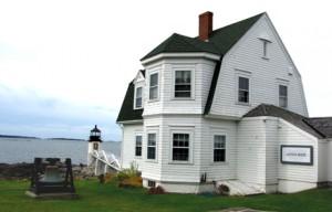 Marshall Point Lighthouse, 1832, St. George, ME