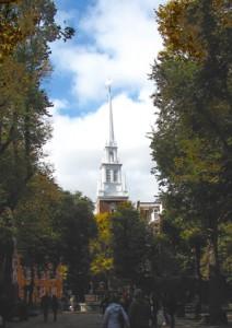 Boston's North Church