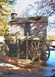 Stone Mountain Grist Mill