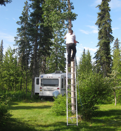 3 Mark instal antennas