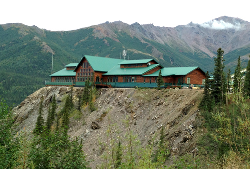 31A Grande Denali lodge