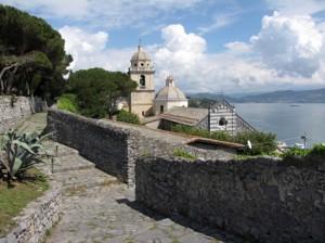 Path below the Castle