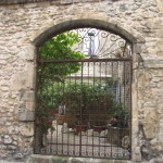 Gate in an Old Wall