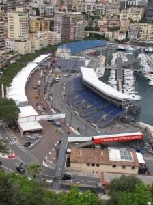 Monaco Grandpre from the Castle Hill