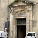 Ancient Doorway