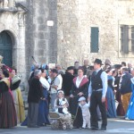 Gathering at the Church