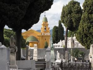 Cemetery Church on Castle Hill
