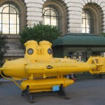 Jaque Costeau's Deep Submarine