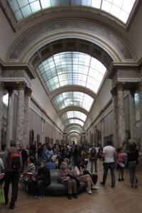 Louve Hallway