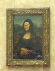 Mona Lisa ?