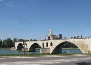 Saint Benezet Bridge