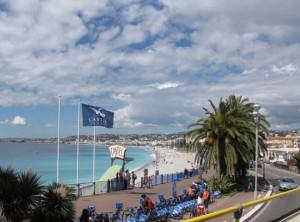 Nice Beach 'The French Riveria'