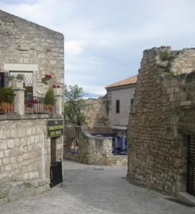 Village Side Streets