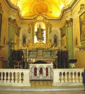 Church Alter