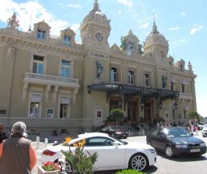 Monaco Casino Front