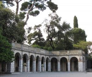 Pavilion on Castle Hill