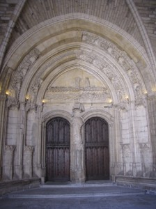 Interior Arched Doorway