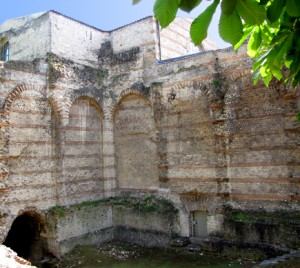 Ancient Roman Baths of Cluny