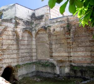 Ancient Roman Baths of Cluny