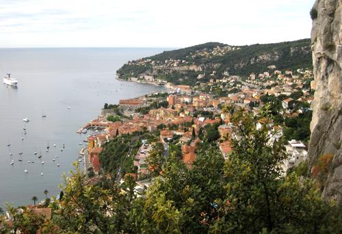 right Villfranche-sur-Mer