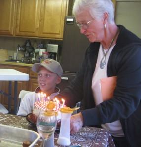 Kam's 13th Birthday