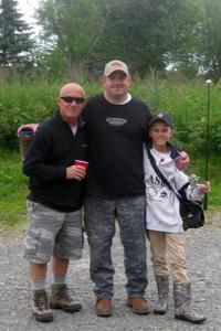 Kirk, Ryan & Kameron