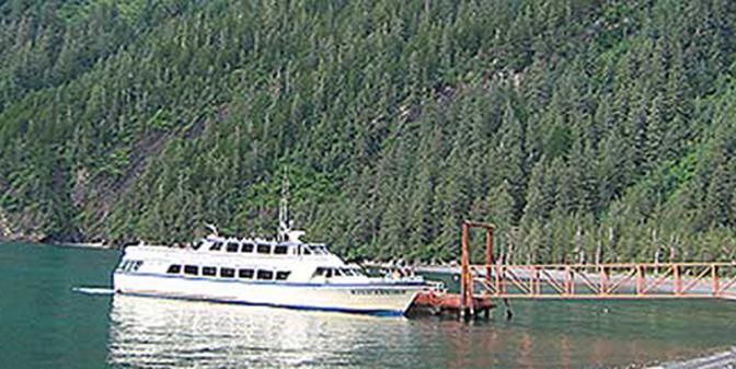 Kenai Fjords Boat Cruises